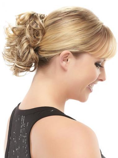 Blonde Online Wraps / Buns