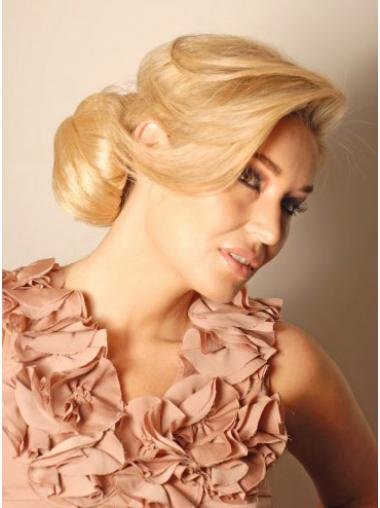 Blonde Beautiful Wraps / Buns Hairpieces