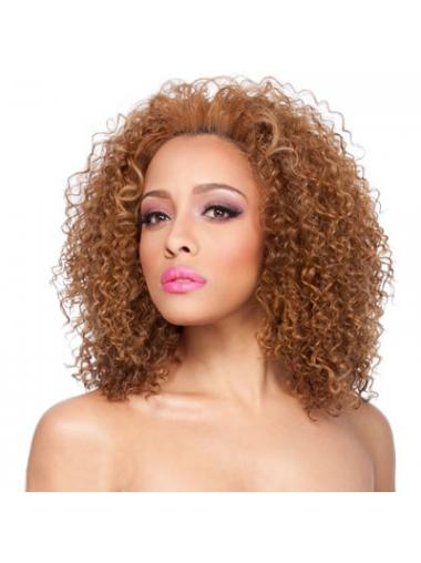 Auburn Afro Curly Gorgeous African American Wigs