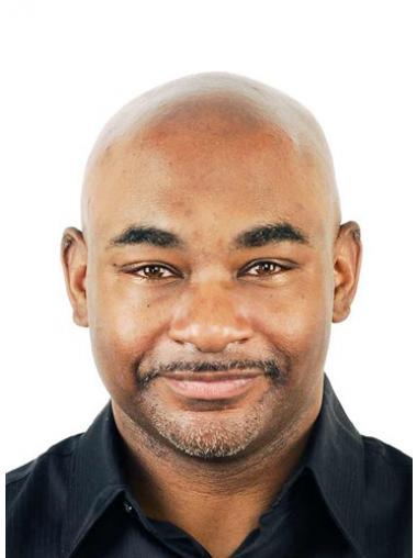 Curly Black Best Men Toupees