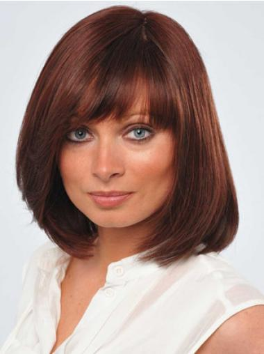 Red Bobs Straight Amazing Medium Wigs