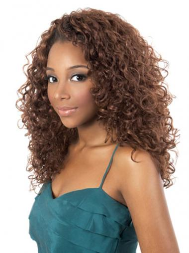 Auburn Afro Curly Exquisite African American Wigs
