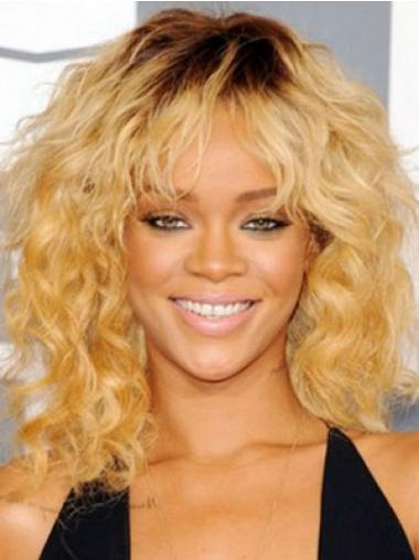 Synthetic Layered Curly Online Celebrity Wigs